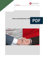 How to Start Malta