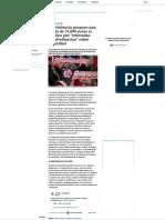Antiviolencia Propone Una Multa de 75.000 Euros