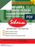 Serie Schaum. Nomenclatura y representación de los compuestos orgánicos. Una guía de estudio y autoevaluación. 2 Ed. ( PDFDrive.com ).pdf