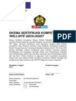 Skema sertifikiasi wellsite