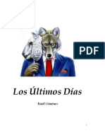 Últimos Días por Raul Jimenez