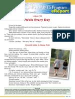 00154 HealingHabit22 Walk Every Day