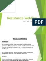 Resistance Welding