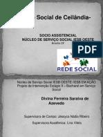 Rede Social de Ceilândia- DF