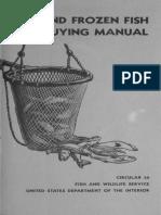 Fresh and Frozen Fish Buying Manual