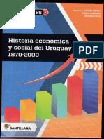 Historia economica del uruguay 1870-2000