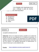 FICHAS MARATON