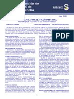 Fentanilo Oral Transmucosa
