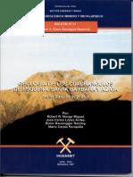 Geología - Cuadrangulo de Esquena (28x), Santa Bárbara (28y) y Azata (28z),1997.PDF