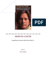 Mind is Myth