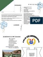 ++ANIVERSARIO-PROGRAMA-2019
