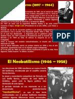 El Neobatllismo (1946 – 1958) 2