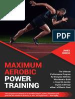 Maximum Aerobic Power Sample