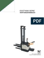 Crown ES ET4000 Wartungshandbuch.pdf
