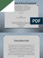 Paso 3. Manual de Protocolo Empresarial_ Grupo 119