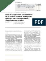 Guia de Diagnostico y Tratamiento de La Diarrea Cronica