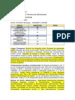 CONCURSO DPE IBGE