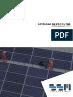 Catálogo SSM Solar Do Brasil - 2018-2019