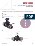 Pipe and Equipment Install Manual (Pyrogel)