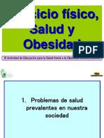 EJERCICIO FÍSICO, SALUD Y OBESIDAD