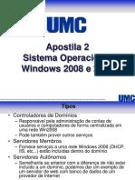 Apostila 2 - SO Windows Server