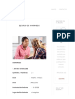 Ejemplo de Anamnesis _ Psicologia y Empresa