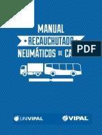 Vipal Manual Reforma Pneus de Carga 2019 ESPANHOL