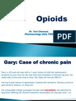 1. Opioids