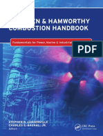 Combustion Handbook - Fundamentals for Power, Marine & Industrial Applications - The Coen & Hamworthy