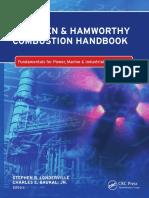 Combustion Handbook - Fundamentals for Power, Marine & Industrial Applications - The Coen & Hamworthy