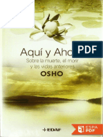 Aqui y Ahora - Osho.pdf