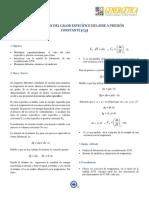 1. Determinación Del Calor Específico Del Aire a Presión Constante (Cp)