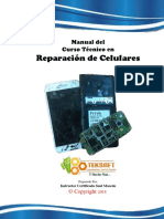 Curso de Reparacion de Celulares Por Saul Macedo 2018