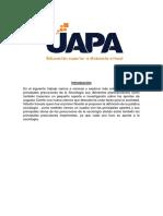Sociología.Tarea #2 UAPA.docx