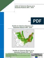 Presentacion Perdida Boscosa 2001 - 2016