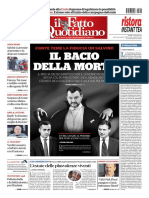 Il Fatto Quotidiano 18 Agosto 2019