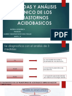 TRASTORNOS ÁCIDOS BÁSICOS
