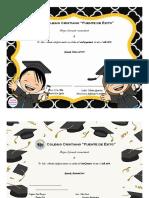 Diplomas Simbolicos