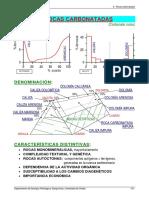 Petrografía de Las Calizas. Clasificación y Analogía Con Calizas Campechanas