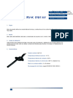 Cable RV-K