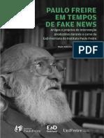 Paulo Freire Tempos Fake News-2019