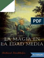 La Magia en La Edad Media - Richard Kieckhefer
