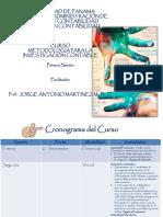 Presentacion de Metodologia Contable1 - Primera Sesion