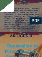 Article II