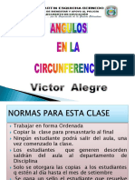 Clase Ppt Circunferencia