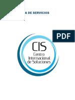 Propuesta de Servicios Linea de Servicio Al Cliente 2019
