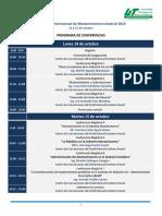 Programa Del COINMI 2019