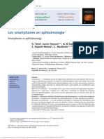 Smartphone en Ophtalmologie