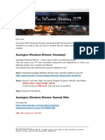 Auslogics Windows Slimmer License
