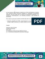 Propuesta Diseno de Un Centro de Distribucion-CEDI